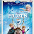 Frozen Blu-ray Contest Almost Over