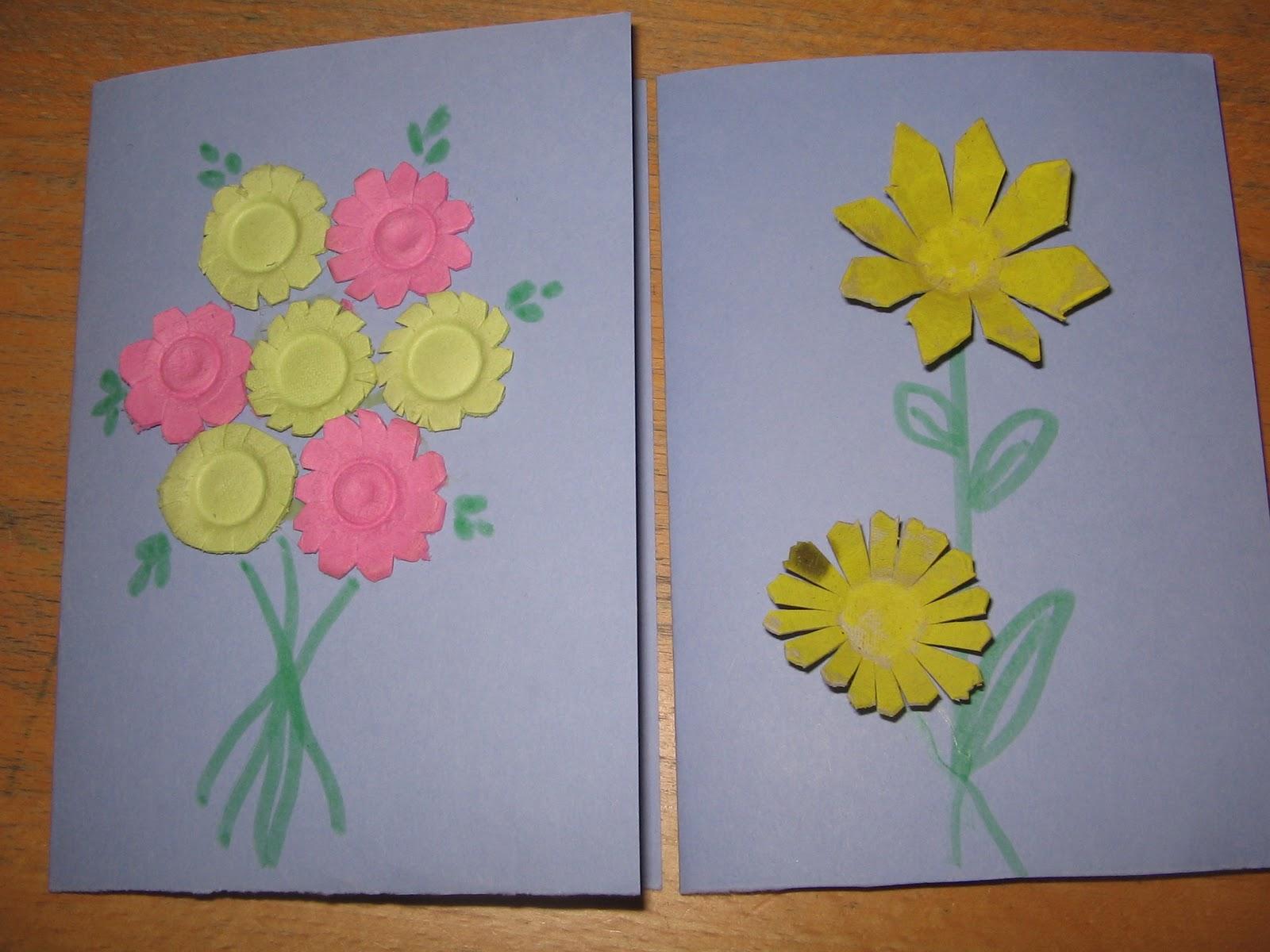 D co pinterest deco jardin recup marseille 21 pinterest marseille cat - Comment faire des fleurs avec des boites a oeufs ...