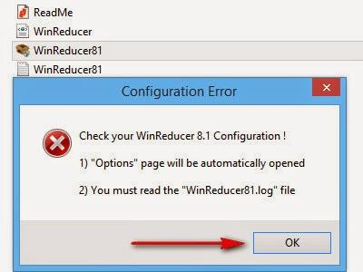 Hướng dẫn thu gọn Windows 8 và Windows 8.1 với WinReducer 8.1