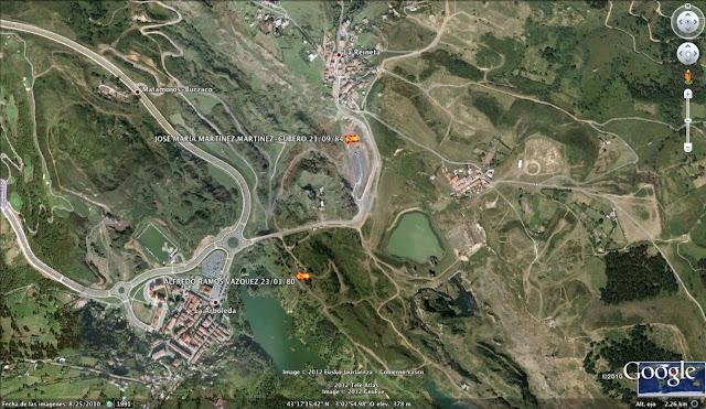 JOSÉ MARÍA MARTÍNEZ MARTÍNEZ-CUBERO ETA San Salvador del Valle, Valle de Trapaga, Vizcaya, Bizkaia, España, 21/09/84