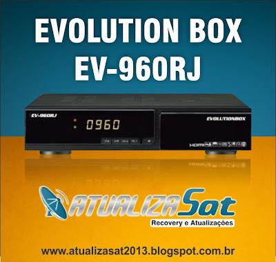 Evolutionbox EV960RJ Recóvery