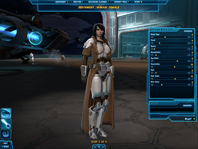 SWTOR - Appearance