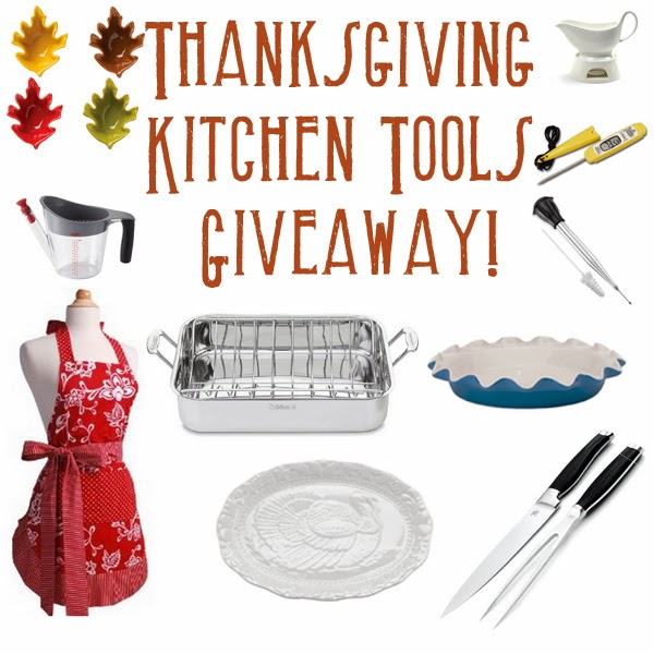 Superieur Frugal Foodie Mama: Now That Halloween Is Over... A Thanksgiving Kitchen  Tools Giveaway!
