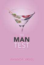 The Man Test by Amanda Aksel #Giveaway! To 4-24