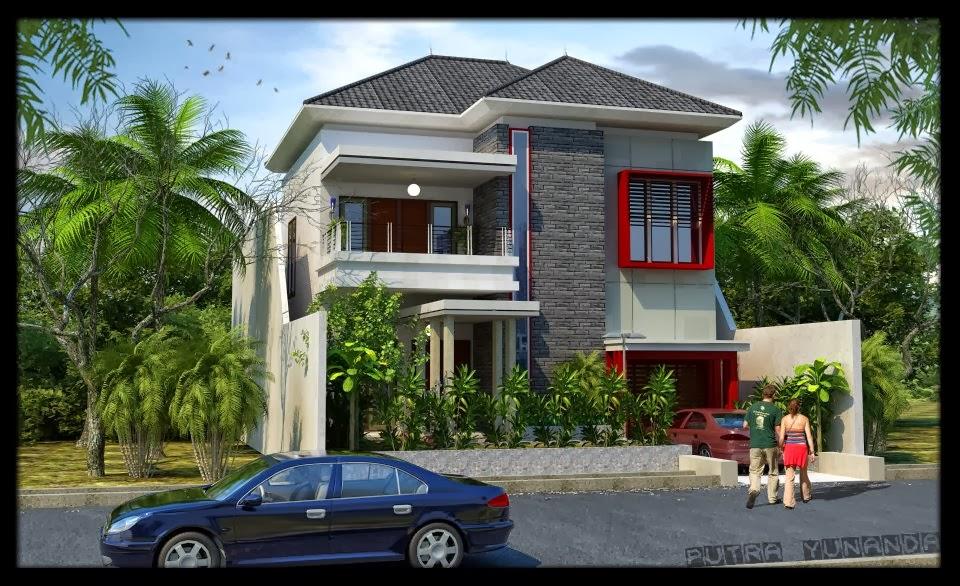 desain rumah mungil sederhana desain denah rumah