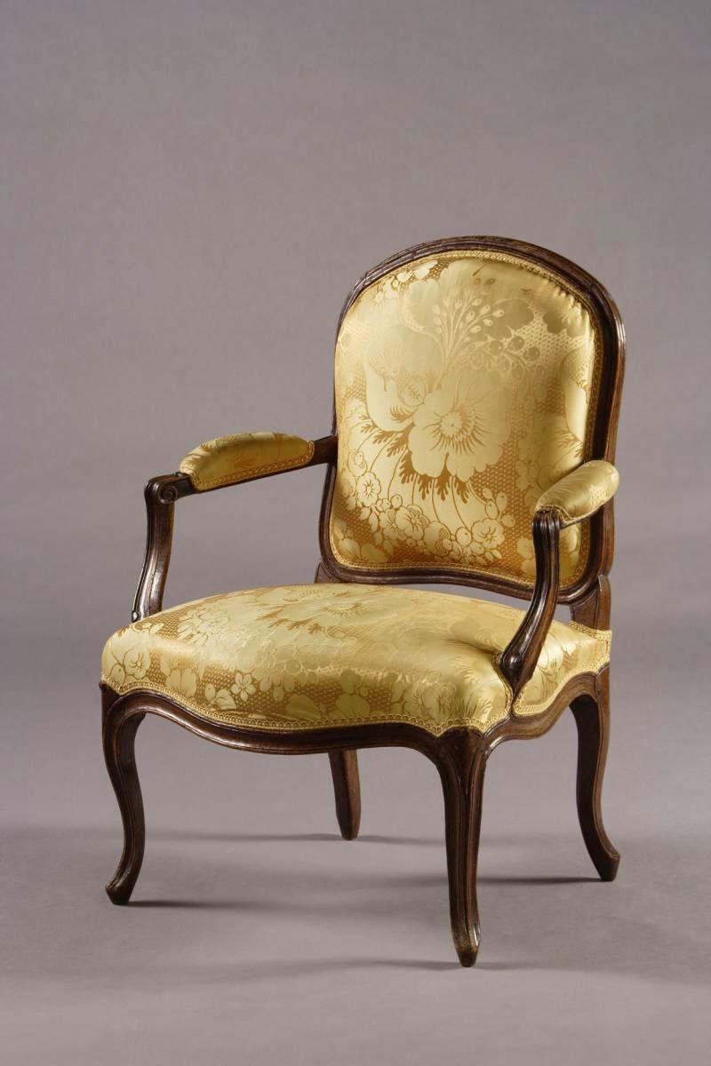 Il blog degli antiquari: La poltrona Luigi XV nel Settecento