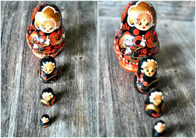 rosyjska laleczka