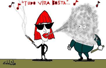 ''TUDO VIRA BOSTA''