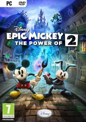 Epic Mickey 2 The Power of Two-RELOADED