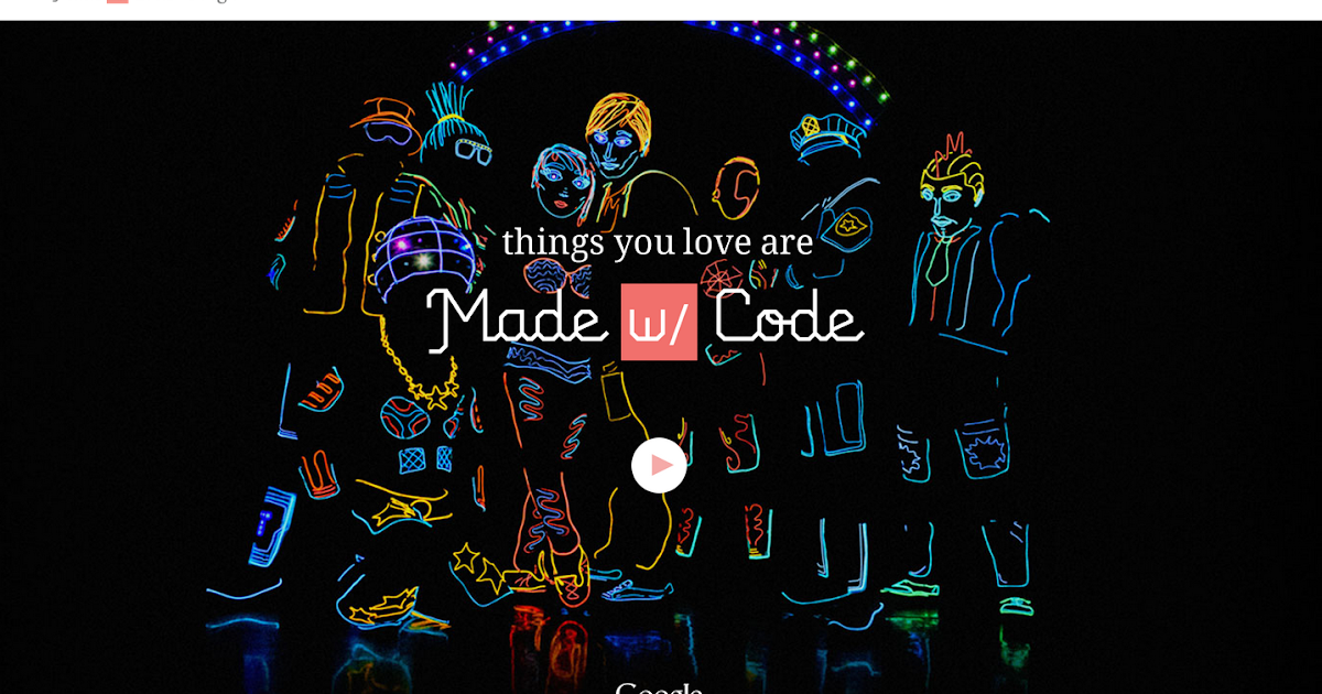 Things you love are Made with Code