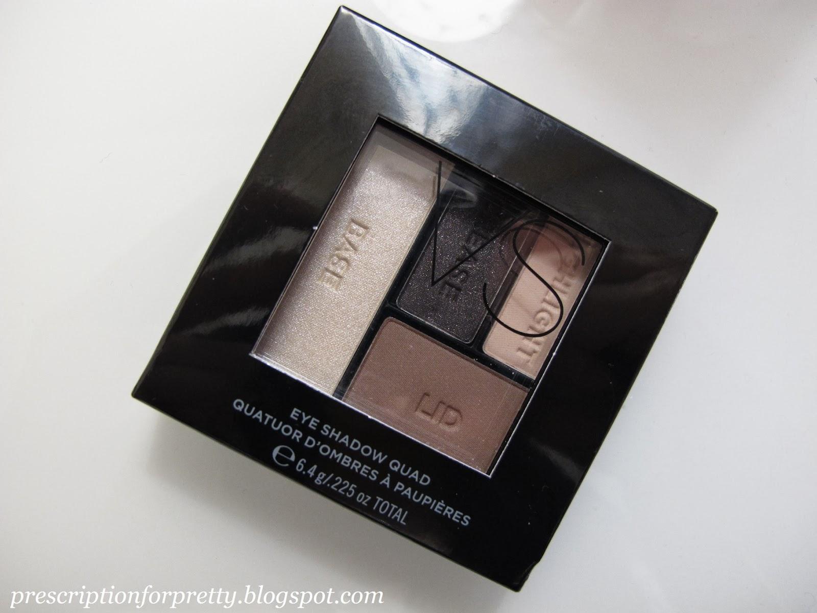 Prescription For Pretty Victorias Secret Eye Shadow Quad In Plenty