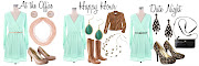 . Spring Kiki La'Rue dresses perfectly transition into 3 Spring outfits!