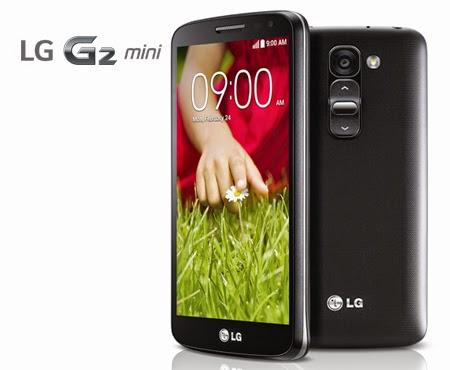 Hard Reset LG G2 mini (LG D620)