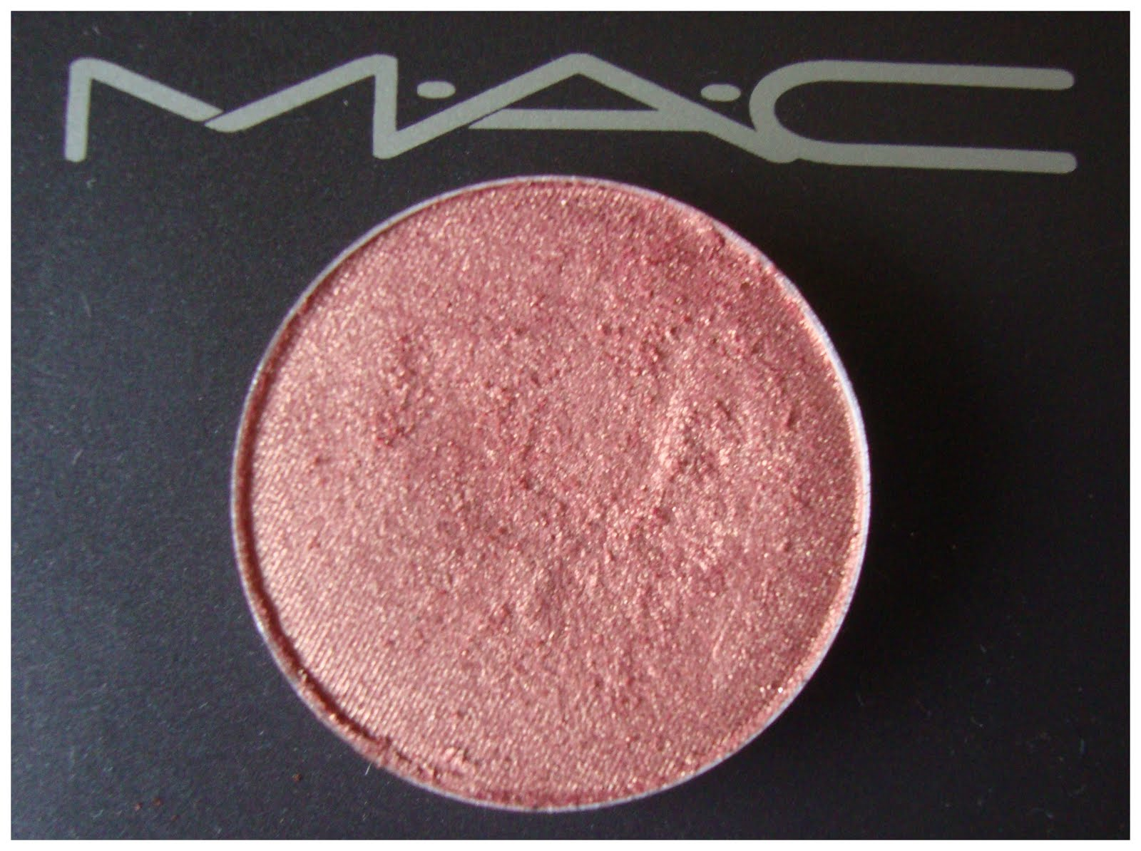 ... our precious peepers ~ MAC Expensive Pink eyeshadow, Photos, Swatches