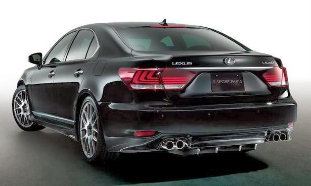 automotivegeneral 2018 lexus ls 460 f sport wallpapers. Black Bedroom Furniture Sets. Home Design Ideas