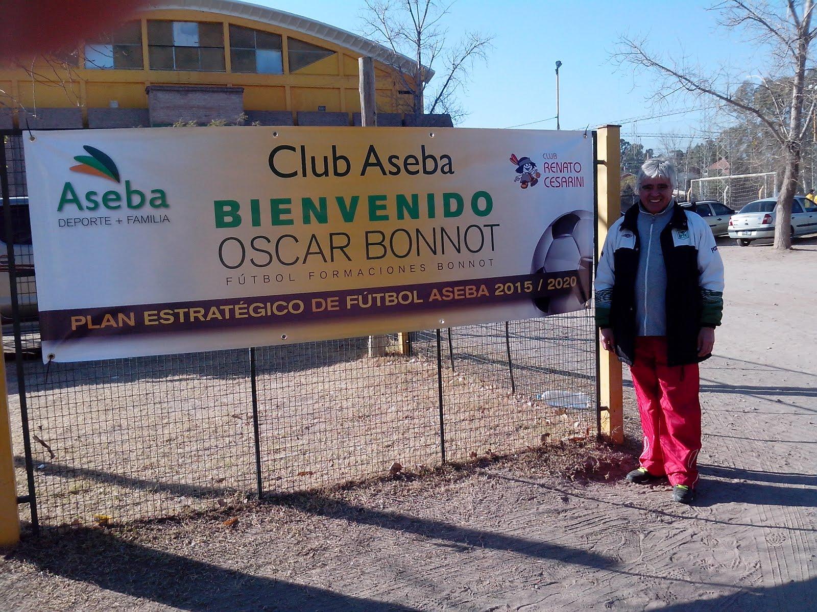 Bienvenida al Club Aseba San Luis Capital