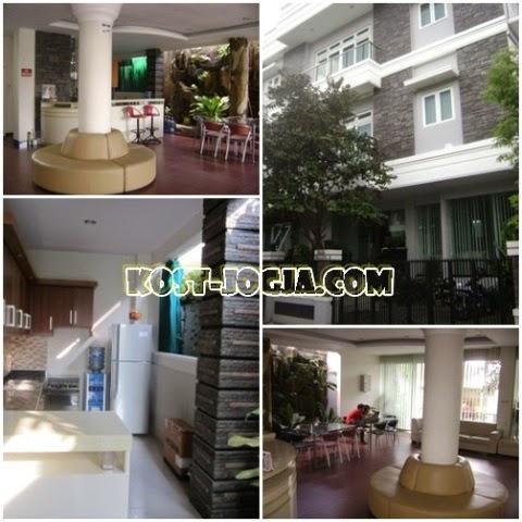 Studio Apartment Di Jogja