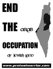 End the Unjust Occupation of Jewish Land!