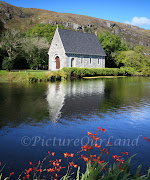 Irish Landscape PicturesGougane Barra. View our new pictures of Gouganne .