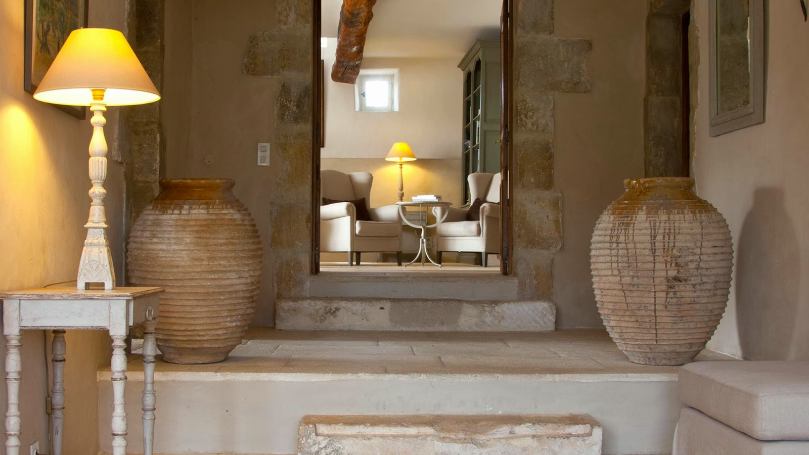 Le domaine de la rose jurnal de design interior for Decoration interieur mas provencal