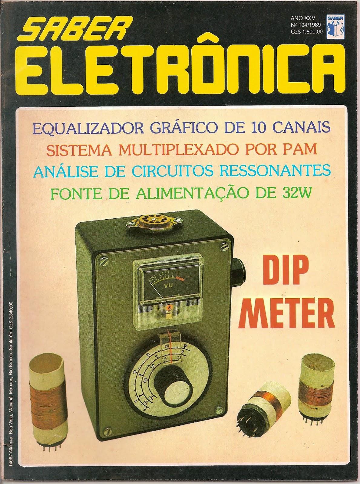Preferência FDI - FIRMWARE, DESIGN and INNOVATION: Transmissor PX-FM - Janeiro  MW35