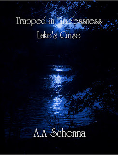 http://www.amazon.com/Trapped-Timelessness-Lakes-Curse-Schenna-ebook/dp/B00TE6XOTU/