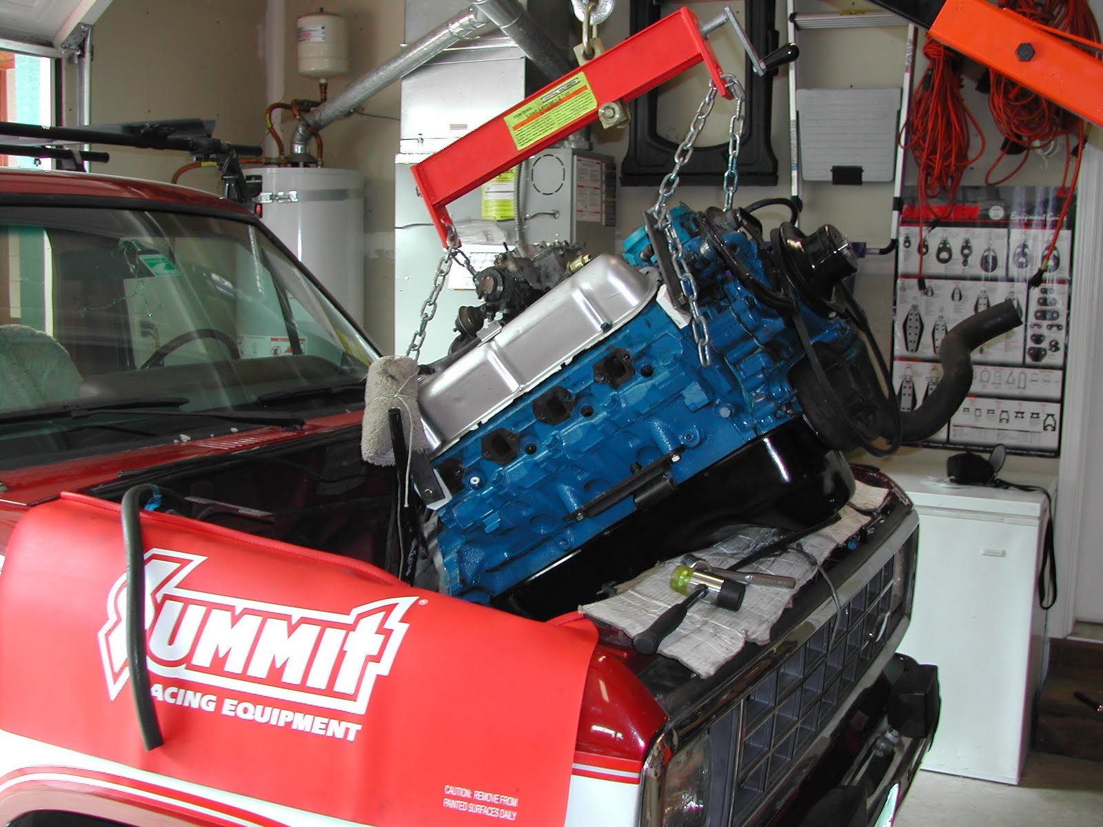 Dans Blog The Great Bronco Engine Transplant Fabrication 2 Wiring Harness Assembly And Disassembly