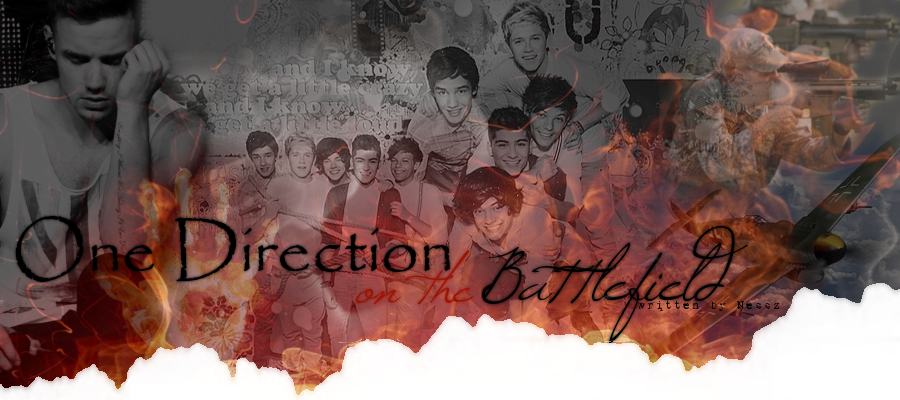 One Direction on the Battlefield(Befejezett)