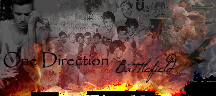 One Direction on the Battlefield(Befejezett)