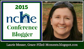 2015 NCHE Conference Blogger