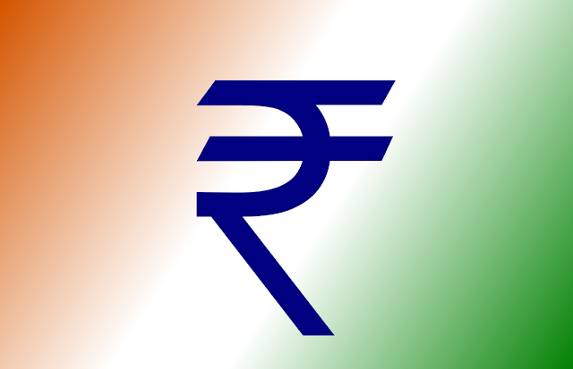 How to change rs to rupee symbol automatically