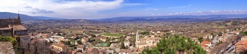 Bonnieux, Provence-Alpes-Côte d'Azur, France