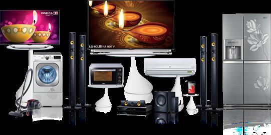 LG Diwali Offers 2013