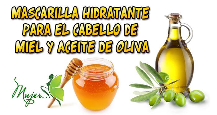 Con esta mascarilla de miel y aceite hidratante combinamos las propiedades de beneficiosas de la miel para aportar brillo y del aceite de oliva para
