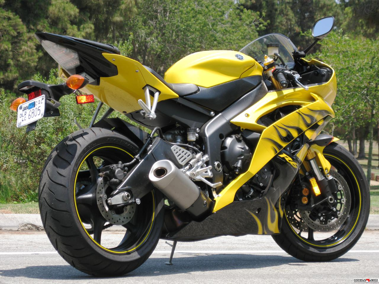 Motorcycle Official Blog: Yamaha YZF-R6