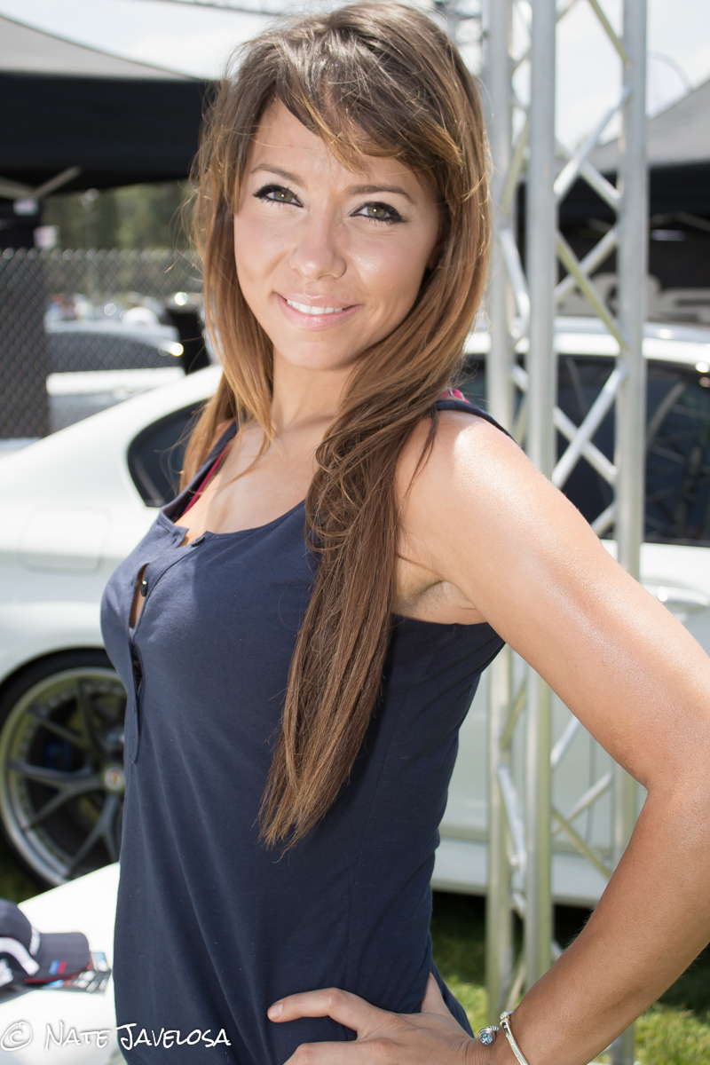 Nate Javelosa Bimmerfest Pasadena 2013 Spotlight Lisa Joy