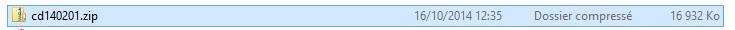 zip pour CD     cd140201.zip   fichier zip 16 932 ko pour créer un CD Bootable