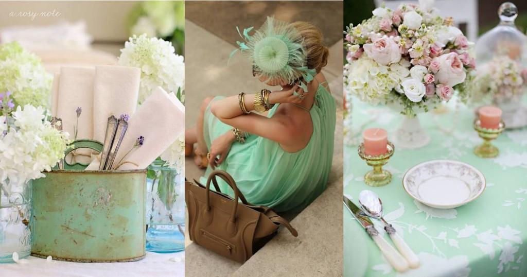The Wedding Insiders: 2013 Spring Wedding Color