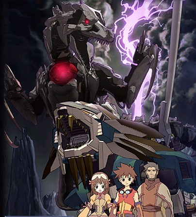Zoids Genesis movie