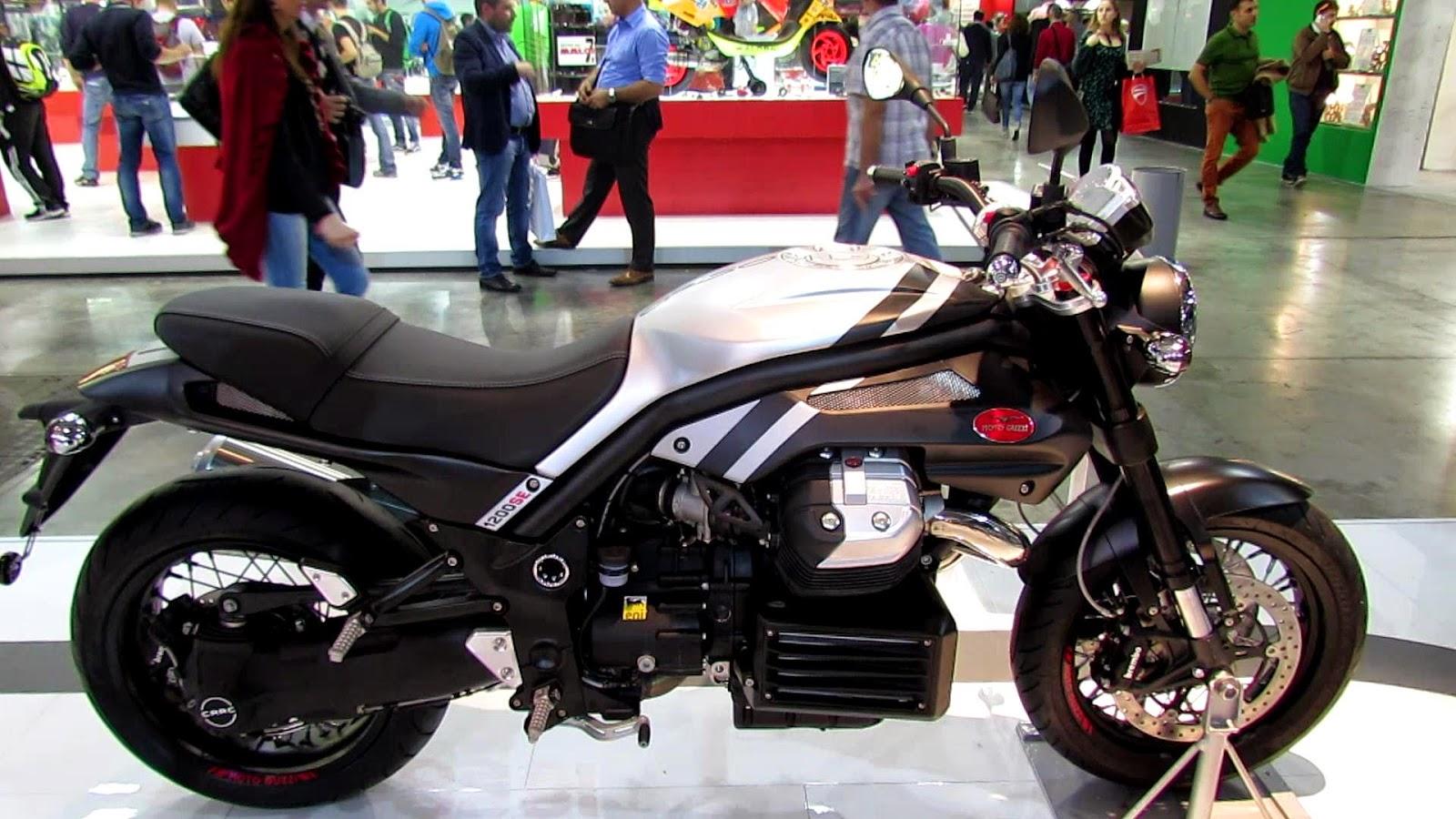 Moto Guzzi Griso 8V SE Motorcycles Price