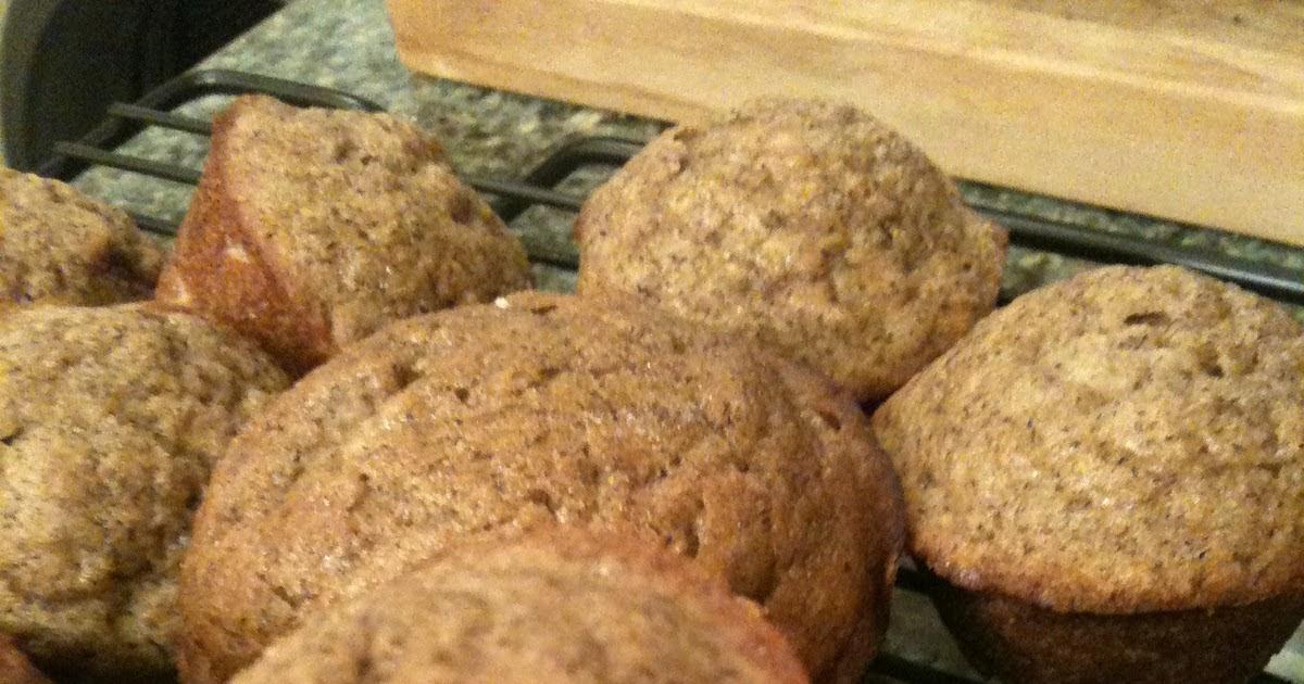 A Shared Family Recipe Journal: Banana Applesauce Muffins ...