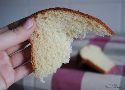 pain brioche recette beurre sucre map facile levure maison mie