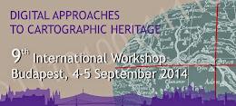 Térképészeti örökség digitális megközelítései nemzetközi műhely