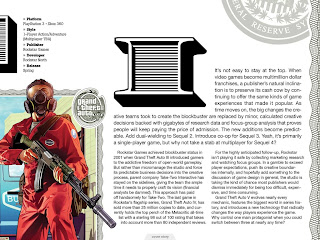 game informer gta v scan 2 Grand Theft Auto V   Game Informer Magazine Scans