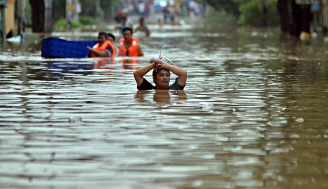 Contoh Berita Bahasa Jawa Terbaru Tentang Banjir