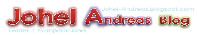 Johel Andreas Blog