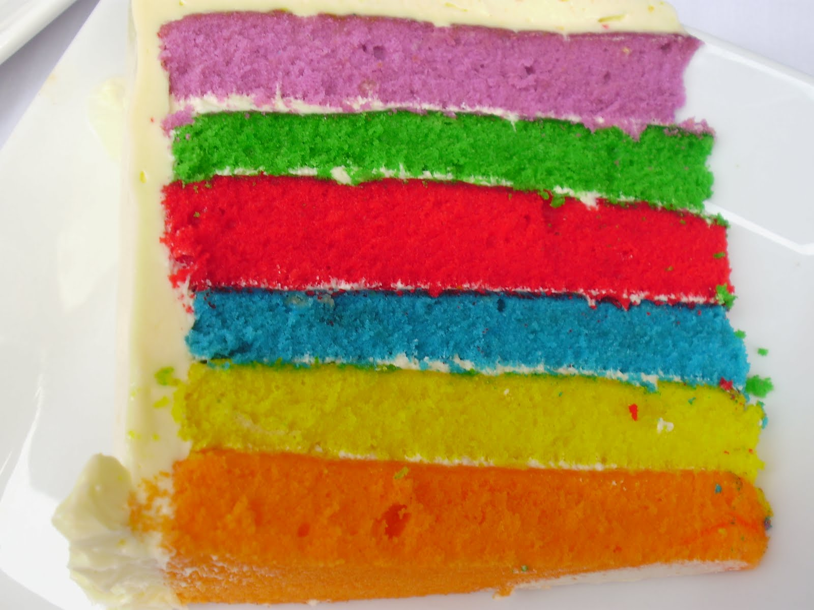 KELAS ITALIAN RAINBOW CAKE