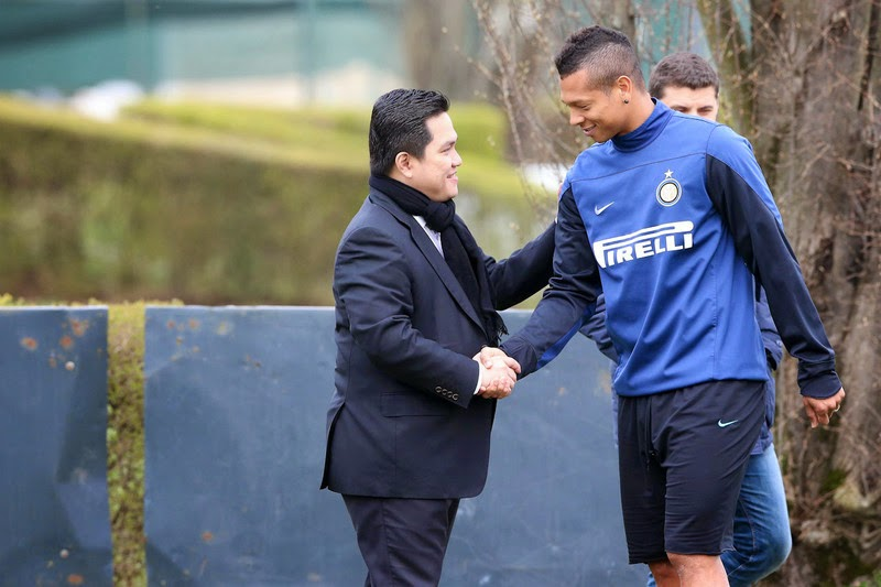 SM – Guarin to Juventus? Everything depends on Vidal