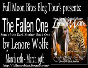 The Fallen One is going on tour in March!