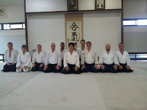 Delegatie Aikido Hombu Dojo 2012